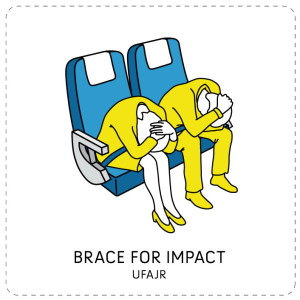 Ufajr – Brace For Impact (white)